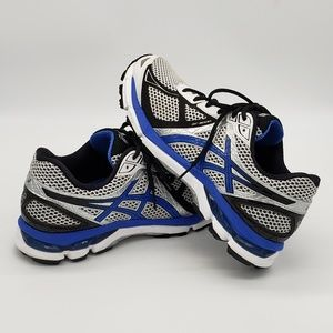 Asic GT 2000 3 Running Shoes Sz 8 2E Extra Wide